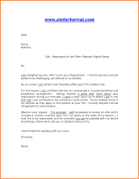 9 salary negotiation letter samples sales intro letter