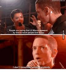 Eminem Rap God Meme - 25 best memes about is eminem really a rap god is eminem
