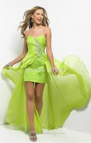 lime green party dresses cocktail dresses 2016