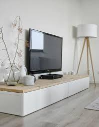 tv schrank design weißer schöner tv schrank und tolle le einrichtung