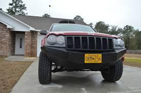 jeep cherokee prerunner my 2006 wk winch bumper jeepforum com