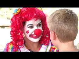 birthday clowns it tougher than you think i ll take that parents hire evil clown for kids birthday agaclip make