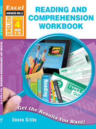 excel reading and comprehension worksheets year 4 9 10 year olds