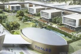 siege social thales syntetic xd bureau d études techniques gestion du building