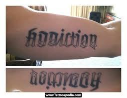 42 best addiction symbol tattoos images on pinterest addiction