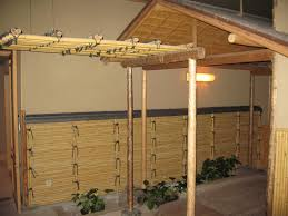 outdoor bamboo fencing ideas for japanese garden diy fence