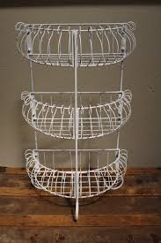 Shabby Chic Wire Baskets by Metal Wire Shabby Chic Planter Plant Stand Floral Rack Shelf 23 U0026