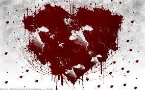 quotes heart bleeding broken heart wallpaper 72 images