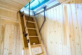 how to install an attic ladder u2013 simplir me