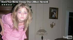 Antm Meme - mainstream macabre beauties allison harvard discovered as bizarre
