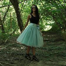 green tulle compare prices on tulle skirt green online shopping buy low price