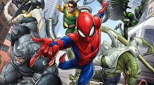 marvel u0027s spider man takes classic villains