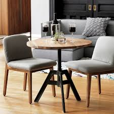 alias adjustable bistro table small spaces industrial and spaces