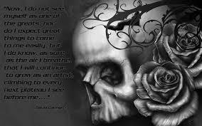 skull roses wallpaper by rodgerpister on deviantart