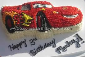 cars birthday cake coolest car birthday cakes
