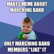 Marching Band Meme - marching band memes and pictures marching band meme wattpad