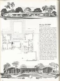 House Floor Plans 2000 Square Feet 127 Best Mid Century Floor Plans Images On Pinterest Vintage