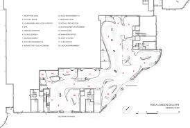 roca london gallery zaha hadid architects arch2o com