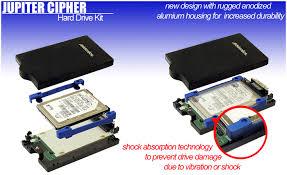 Rugged Hard Drive Enclosure Jupiter And Jupiter Cipher Hard Drive Kit Overview From Addonics