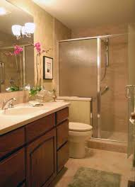 interesting master bathroom design using exclusive interior superb design of the master bathroom designs with brown wooden cabinets added with white marble countertops