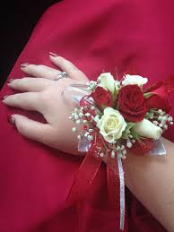 100 red flower corsage prom corsage etsy westwood flower
