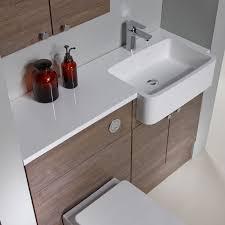 R2 Bathroom Furniture 1200mm Isocast Basin Right R2 Bathrooms