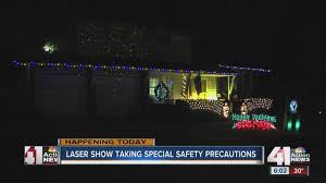 Christmas Laser Light Show Holiday Laser Show To Light Up Downtown Kc Kshb Com 41 Action News