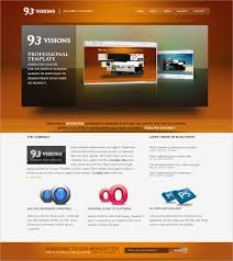 templates for professional website 19 3d website themes templates free premium templates