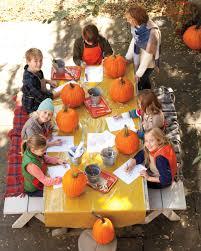 pumpkin carving contest prize ideas throw a pumpkin carving party martha stewart