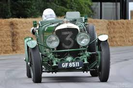 bentley old goodwood festival of speed 2014 picture gallery
