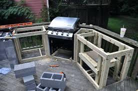 outdoor kitchen ideas diy diy outdoor kitchen cabinets plans khoado co