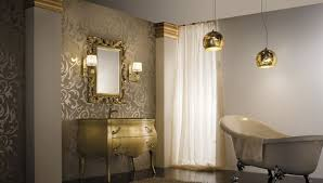 bathrooms design bathroom light fixtures wall vintage good two