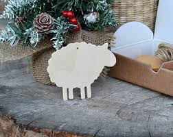 wooden sheep etsy