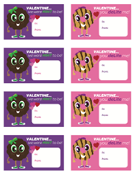 kid valentines just in time for s day girl scout cookies southern