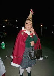Cindy Lou Halloween Costume Easy Impressive Cindy Lou Costume