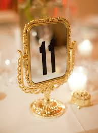 Wedding Table Number Ideas Elegant Wedding Table Numbers Ideas Archives Weddings Romantique