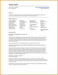 Art Resume Sample by Download Beginner Resume Haadyaooverbayresort Com