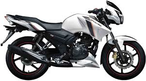 tvs apache 160 rear disc new style ex showroom price