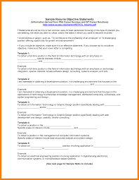 Great Resume Objectives Examples by 7 Resume Objective Examples For Any Job Job Resumed Top Sample