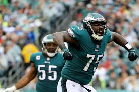 eagles vinny curry named nflpa community mvp for providing