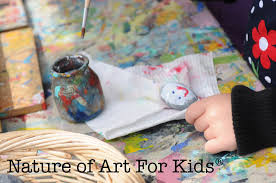 sticks n u0027 stones painting art projects for kids official blog