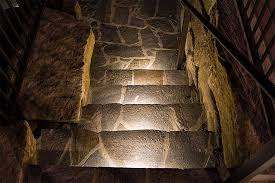 Retaining Wall Stairs Design Retaining Wall Lights Stairs Fabrizio Design Ideas For