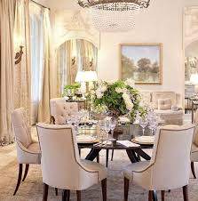 round dining room tables sets best 25 glass table ideas on