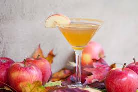 martini two caramel apple martini