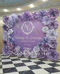 wedding backdrop name design best 25 paper flower backdrop ideas on flower