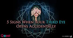 5 signs when your third eye opens accidentally magical recipes