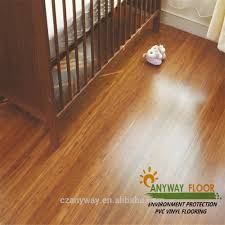 Non Slip Laminate Flooring Waterproof And Fire Proof Non Slip Eco Wood Look Lvt Commercial
