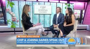 Joanna Gaines Facebook Chip And Joanna Share Their Next Big Plans Chip Kisses Matt Lauer