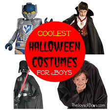 Halloween Costumes Boys Ten Awesome Halloween Costumes Boys Love