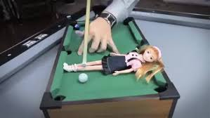 trick shots on mini pool table this is awesome watch or